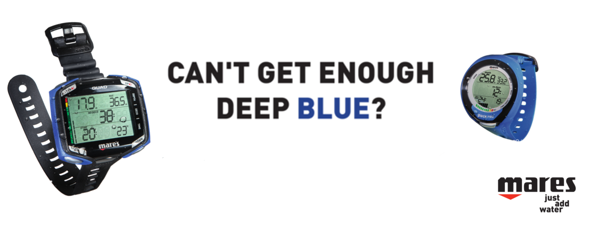 Can't get enough deep BLUE?